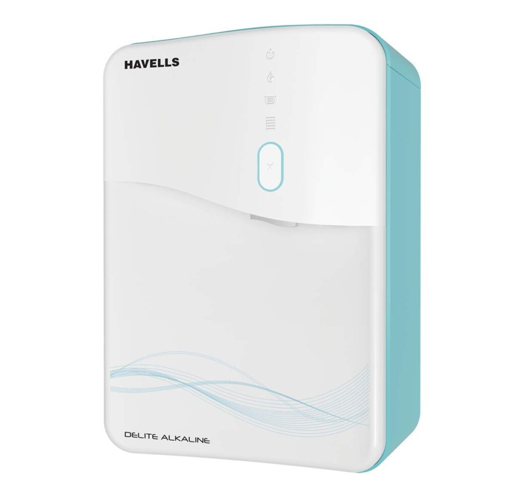 Havells Delite Alkaline RO+UV Water Purifier
